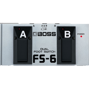 Shop online for Boss FS-6 Dual Footswitch today.  Now available for purchase from Midlothian Music of Orland Park, Illinois, USA