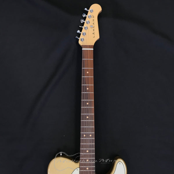 Lakland® USA 65-2T Custom Telecaster Shoreline Gold
