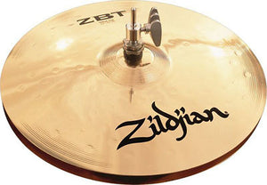 "Shop online for Zildjian ZBT 14"" Hi Hat Drum Cymbals today. Now available for purchase from Midlothian Music of Orland Park, Illinois, USA"