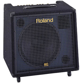 Shop online for Roland KC-550 Keyboard Amplifier today.  Now available for purchase from Midlothian Music of Orland Park, Illinois, USA