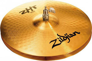 "Shop online for Zildjian ZHT 14"" Hi Hat Drum Cymbals today. Now available for purchase from Midlothian Music of Orland Park, Illinois, USA"