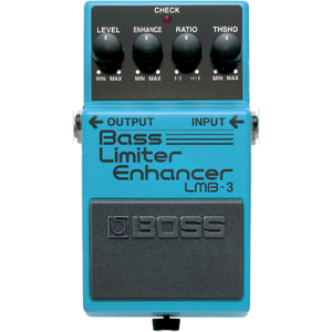Shop online for Boss LMB-3 Bass Limiter/Enhancer today. Now available for purchase from Midlothian Music of Orland Park, Illinois, USA