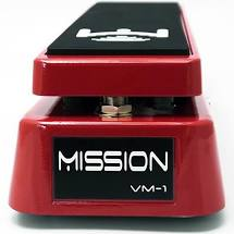 Shop online for Mission Engineering VM1 Analog Volume Pedal today.  Now available for purchase from Midlothian Music of Orland Park, Illinois, USA