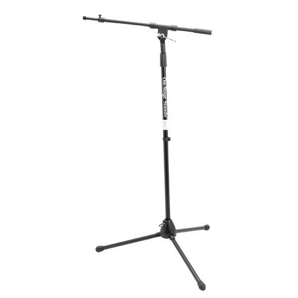 On Stage Heavy Duty Euro Boom Mic Stand