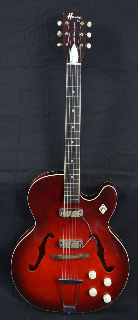 Harmony Rocket H-54 1966 Electric Guitar