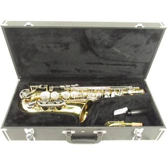 Shop online for Selmer AS300 Alto Sax today.  Now available for purchase from Midlothian Music of Orland Park, Illinois, USA