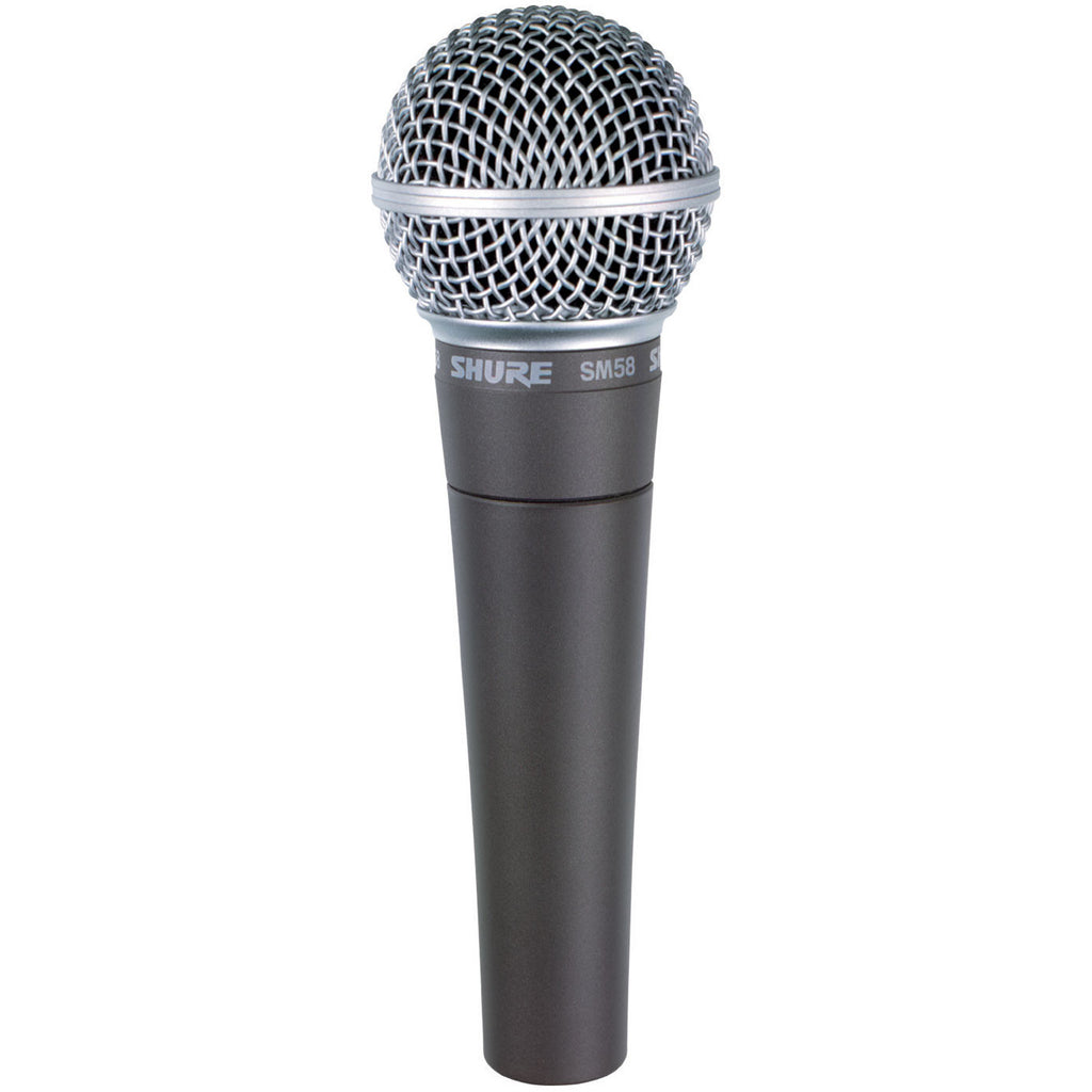 Shure SM58-LC Vocal Performance Microphone
