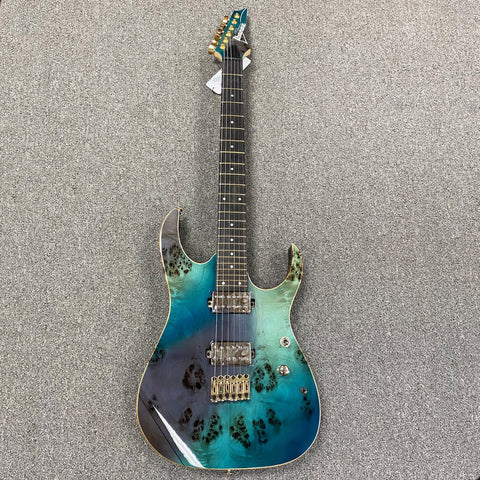 Ibanez RG6PPBFX-TSR Premium Tropical Seafloor Electric Guitar 200207409