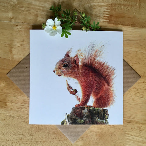 'Cicero' Greeting Card