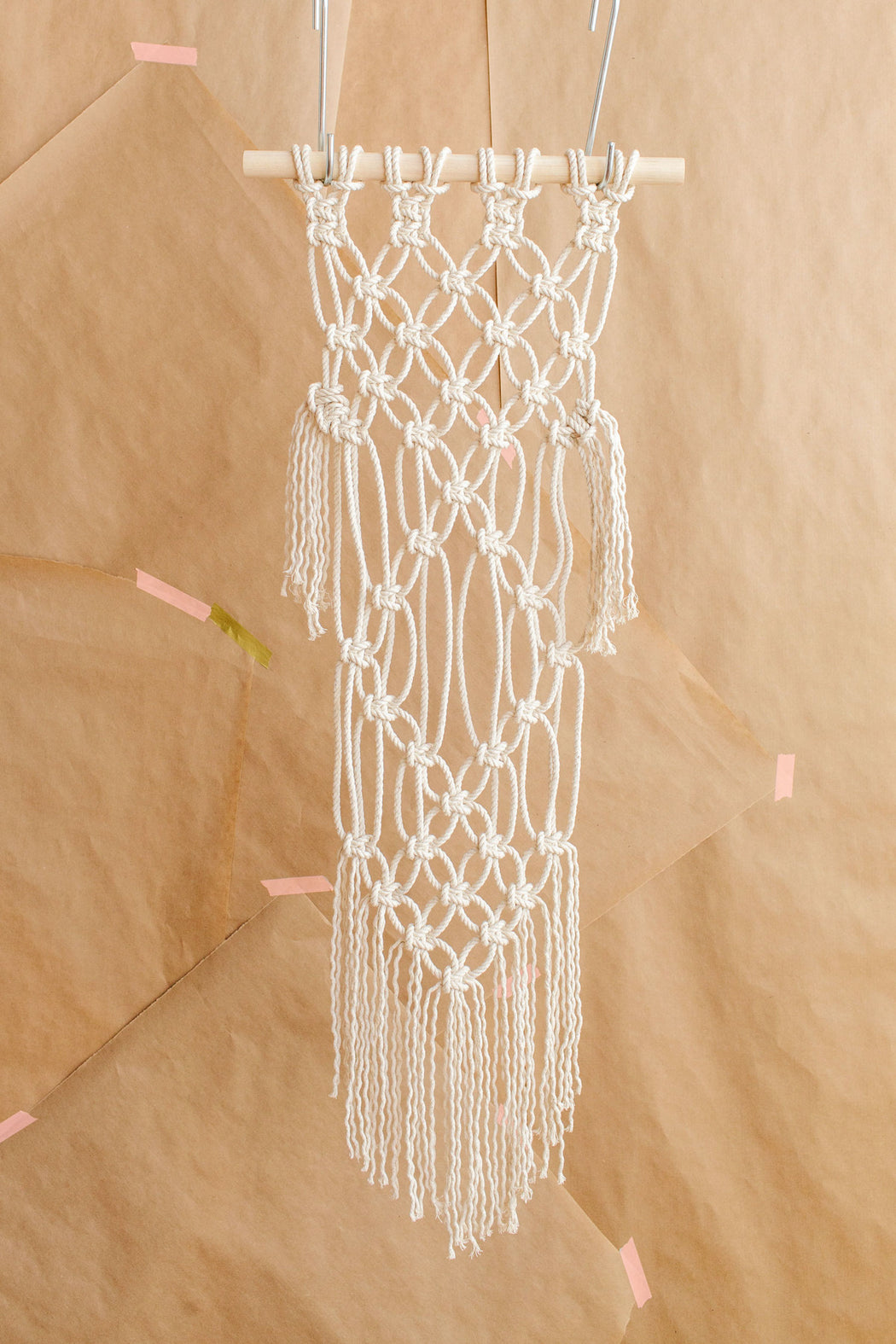 DIY Macramé Wall Hanging Kit - Pistils Nursery