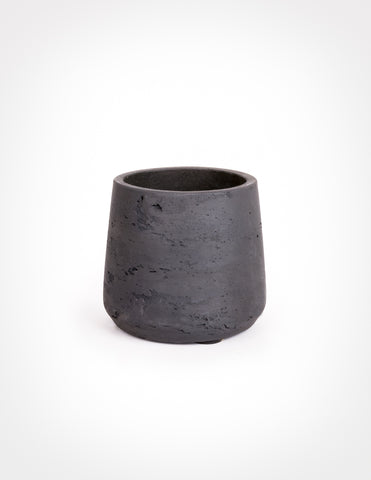 Fiberstone Tapered Cylinder - Charcoal