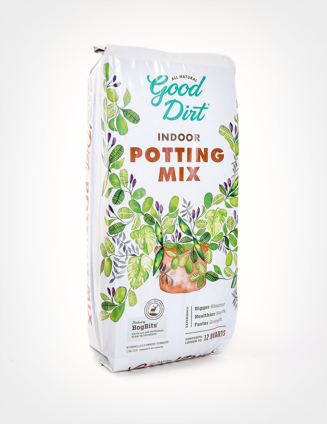 Good Dirt Indoor Potting Mix - Pistils Nursery