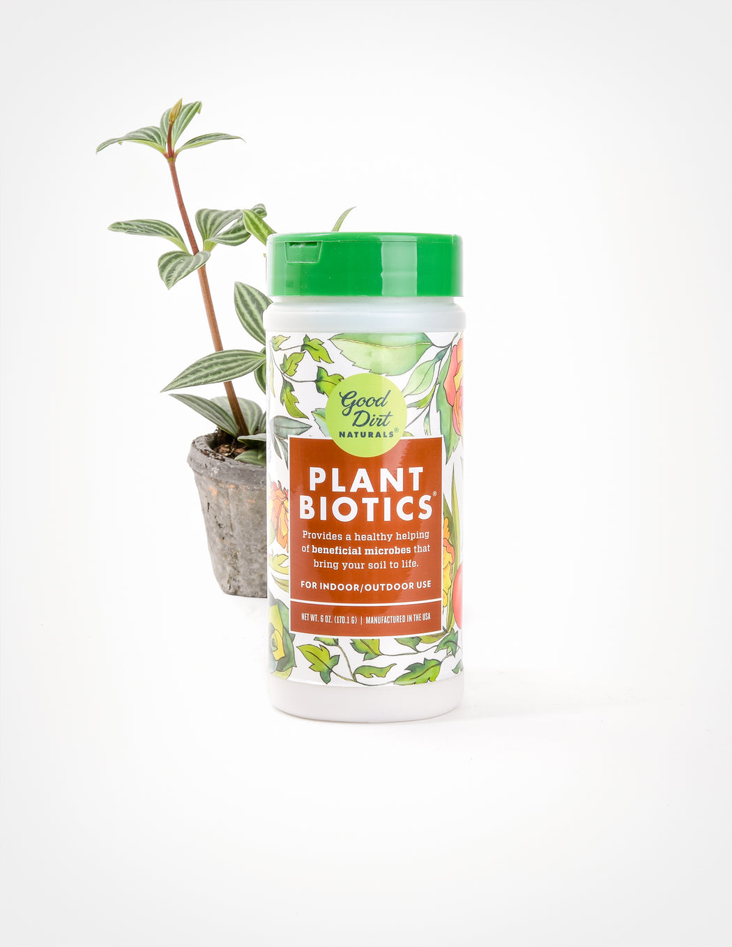 Good Dirt Plant Biotics - Pistils Nursery - Probiotic plant health