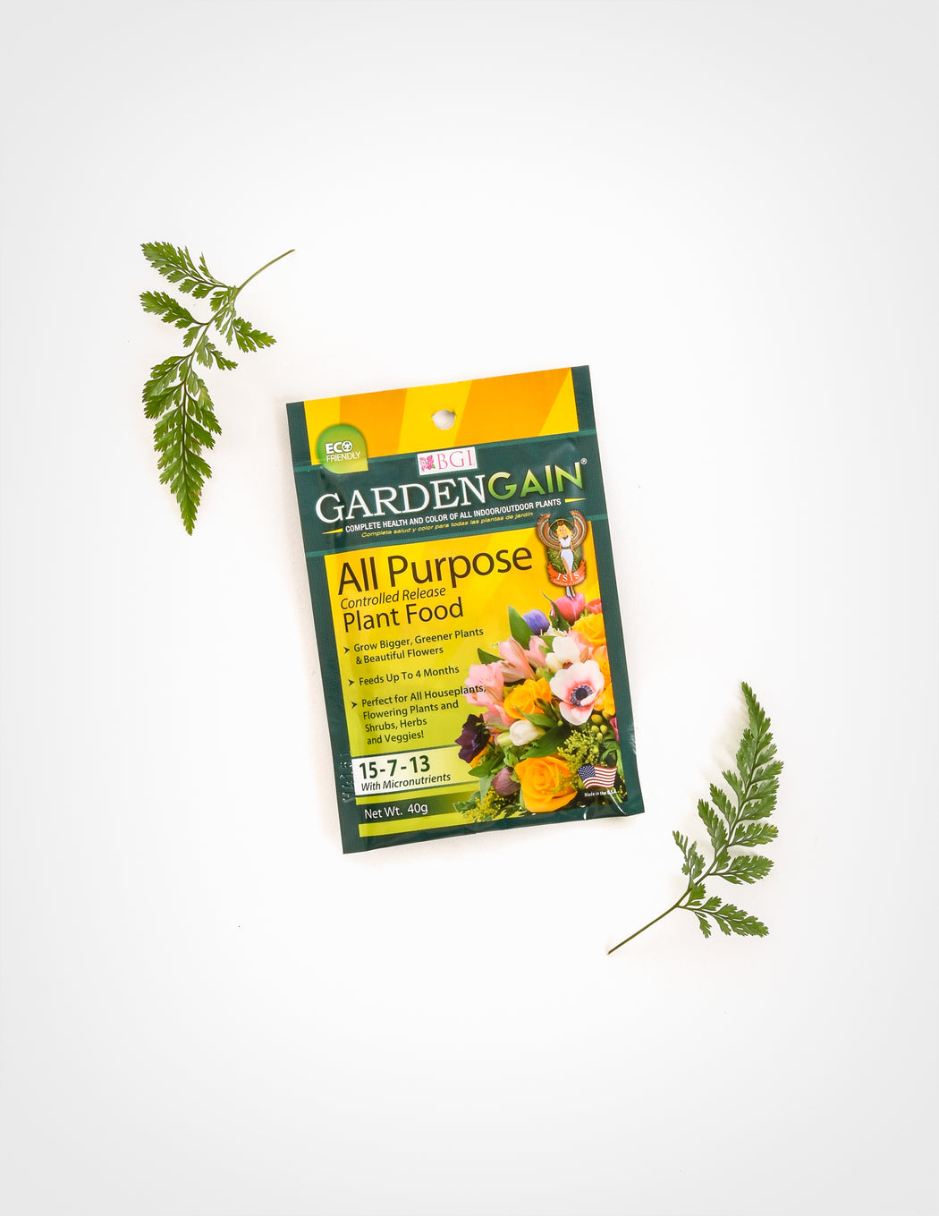 Houseplant Fertilizer Packet - BGI GardenGain - Pistils Nursery