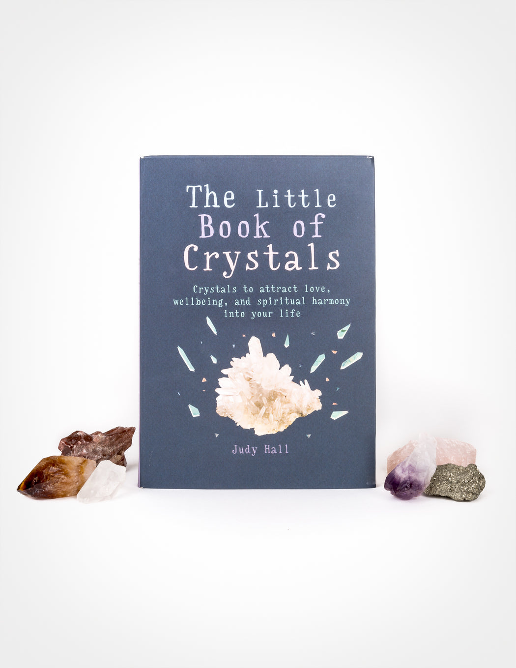 The Little Book of Crystals - Pistils Nursery