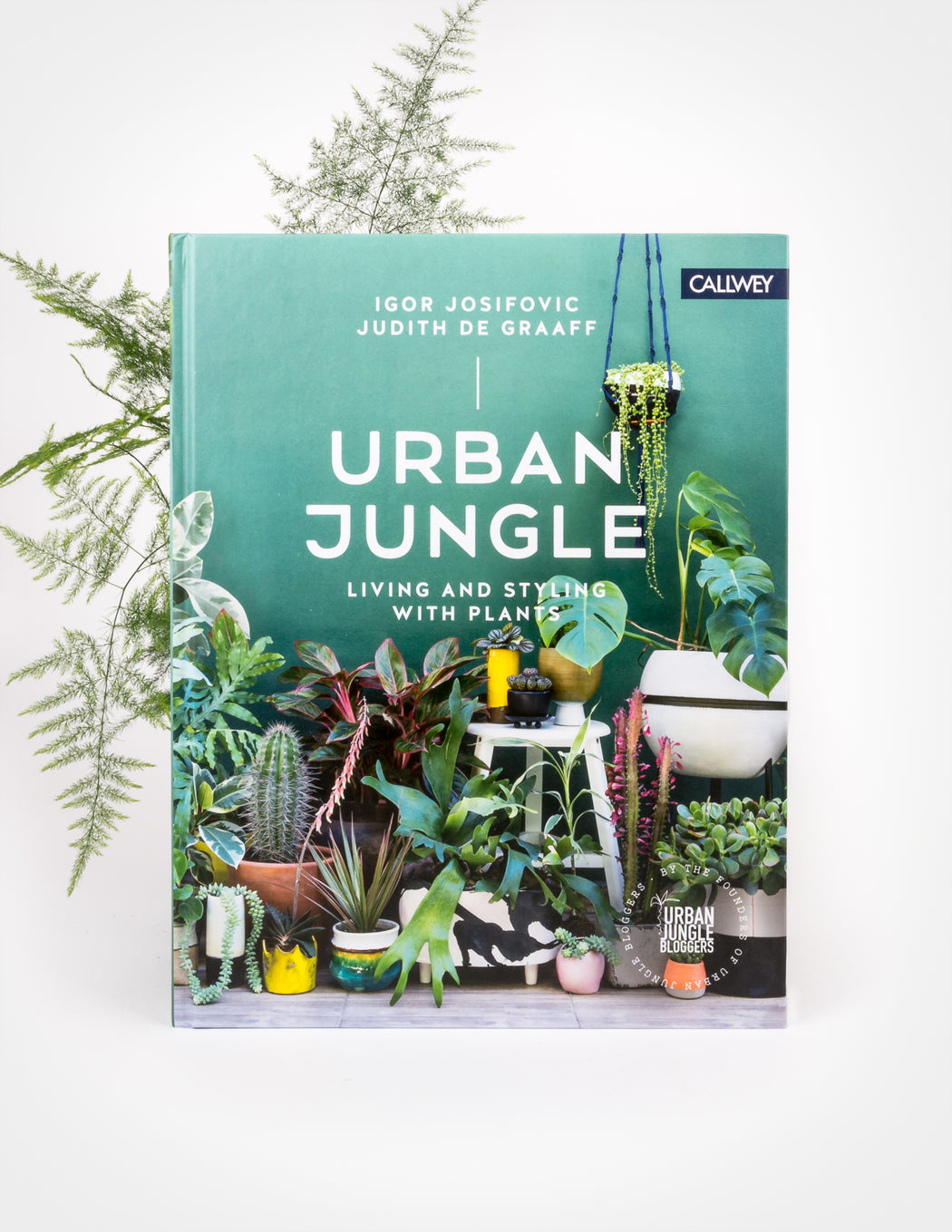 Urban Jungle Book - Pistils Nursery