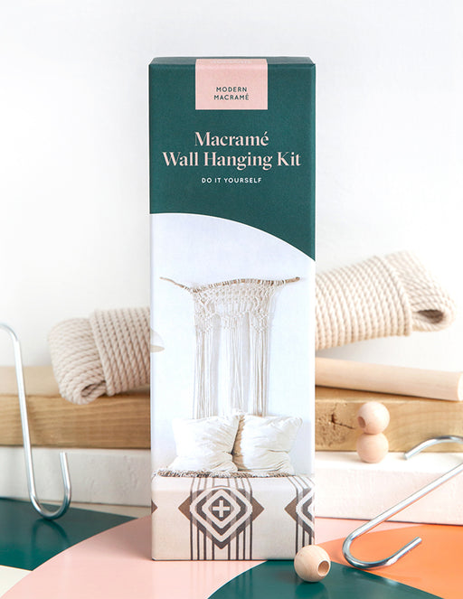 Macramé Wall  Hanging Kit - Pistils Nursery