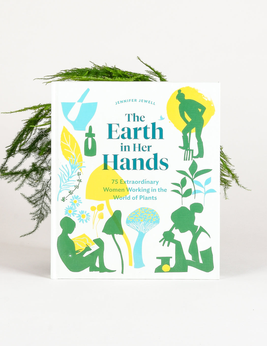 The Earth in Her Hands - Jennifer Jewell - Pistils Nursery