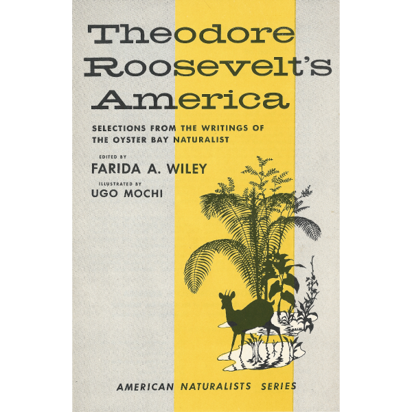 Cover, Theodore Roosevelt's America