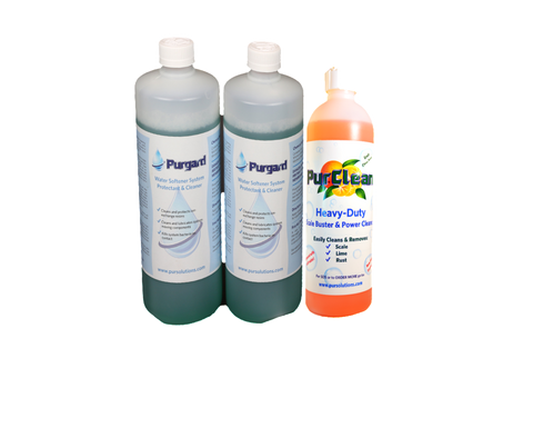 Buy 2 Purgard get PurClean 1/2 Off plus Free Shipping