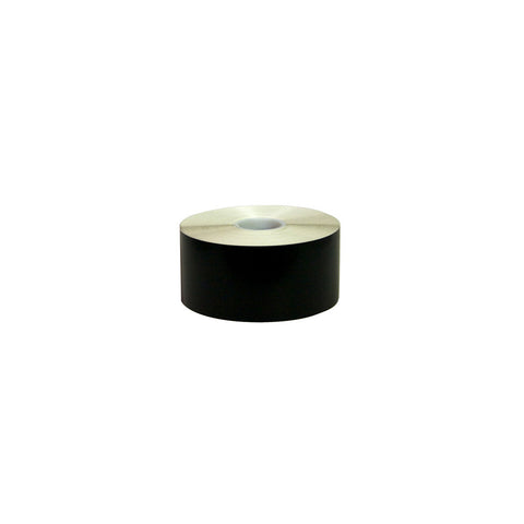 "K-Sun 2"" x 100' Black Supply Roll - 4134"