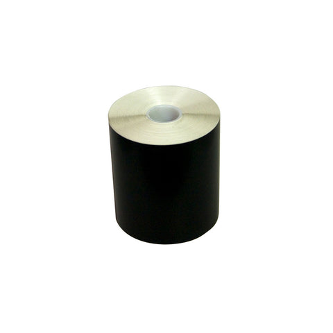 "K-Sun 4"" x 100' Black Supply Roll - 4154"