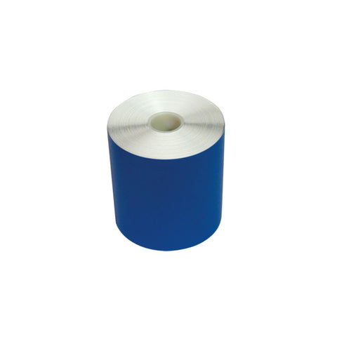 "K-Sun 4"" x 100' Blue Supply Roll - 4151"