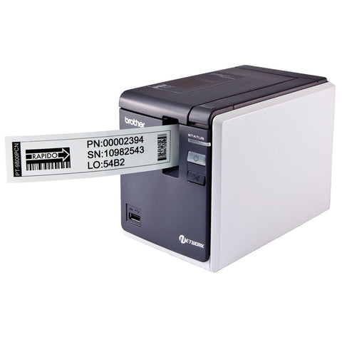 "Brother PT-9800PCN Label Printer ""DEMO MODEL"""