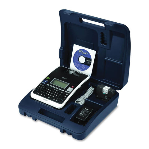 Brother PT-2730VP Label Maker with Case