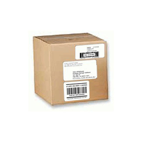 Dymo 30387 3-Part Internet Postage With Delivery Confirmation Label 2 5/16