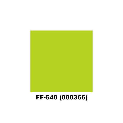 Monarch 1136 Fluorescent Green Labels (8 rolls) - 000366