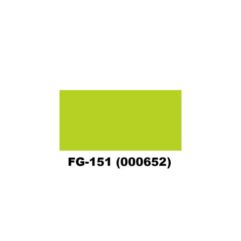 Monarch 1131 Fluorescent Green Labels (1 roll) - 000652-1