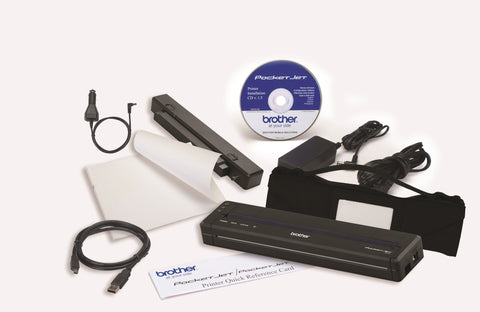 Brother PJ763-WK Mobile Printer Kit - PocketJet 7
