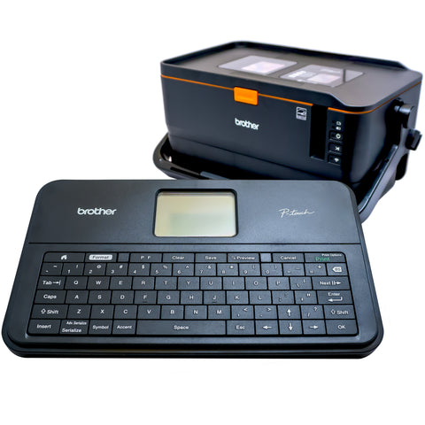 Brother PT-E800W Portable Industrial Label Maker
