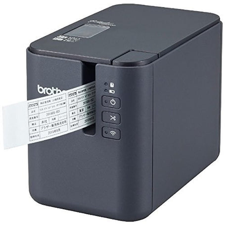 Brother PT-P950NW Label Printer – Image Supply
