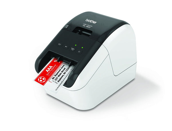 Brother QL-800 Label Printer With Auto Cutter