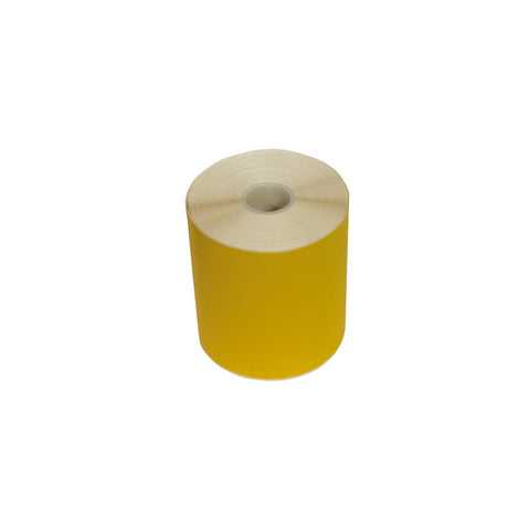"K-Sun 4"" x 100' Yellow Supply Roll - 4143"