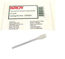 Kroy Print Head Cleaning Kit - 2559000