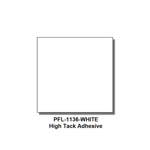 Monarch 1136 White Labels (High Tack Adhesive) (8 rolls) - PFL-WHITE