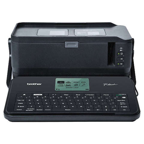 Brother PT-D800W Portable Industrial Label Maker