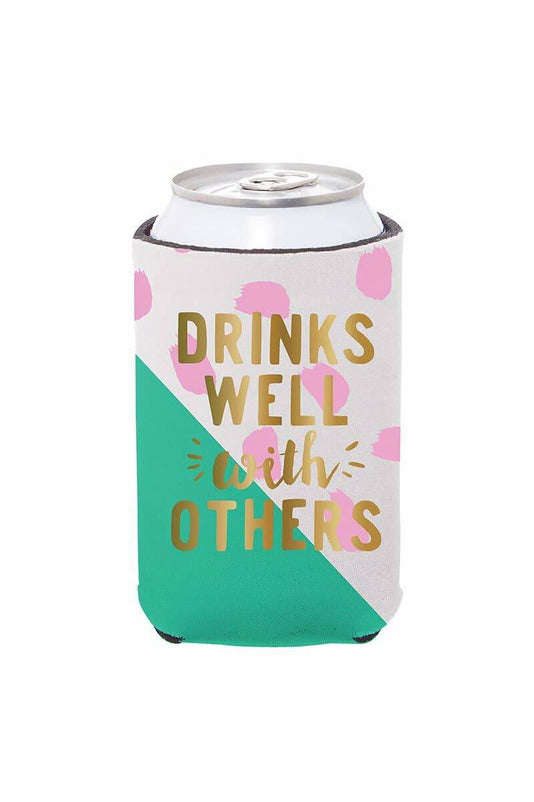 Drinks Well Can Cover - BluePeppermint Boutique