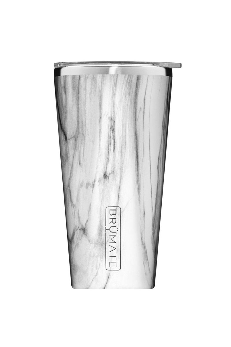 BruMate Imperial Pint 20oz-Carrara - BluePeppermint Boutique