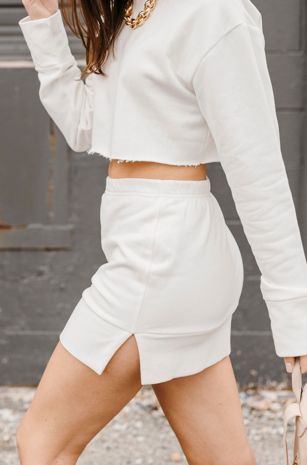 Navy Tie Dyed Layered Cami - FINAL SALE - BluePeppermint Boutique