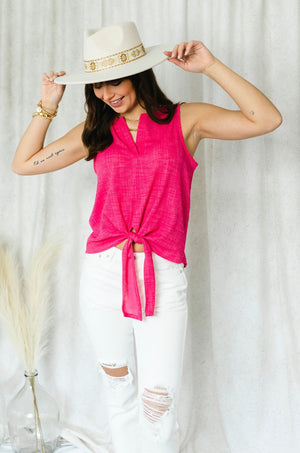 Mustard Dotted Puff Sleeve Blouse