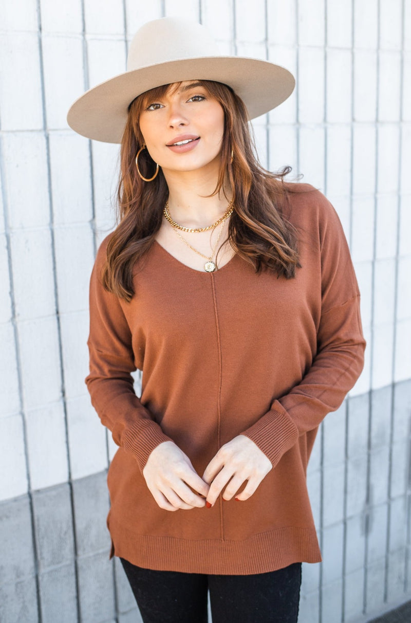 Animal Print V-Neck Sleeveless Blouse