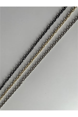 Thin Chain Strap - BluePeppermint Boutique