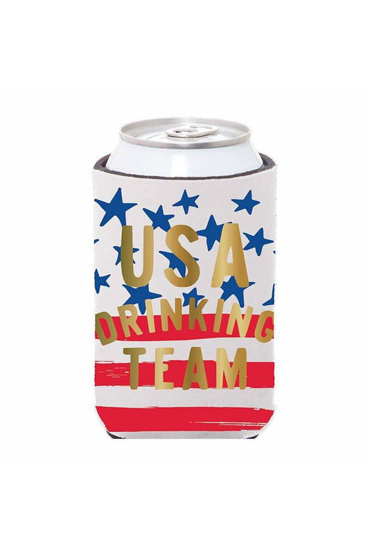 USA Drinking Team Can Cover - BluePeppermint Boutique