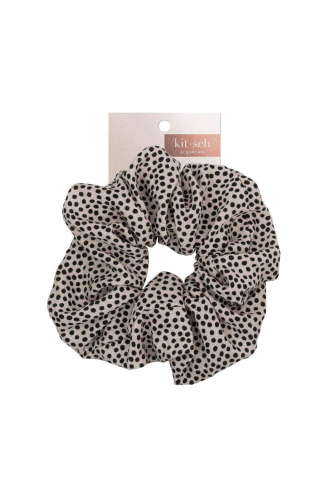 Kitsch Brunch Scrunchie-Dot - BluePeppermint Boutique