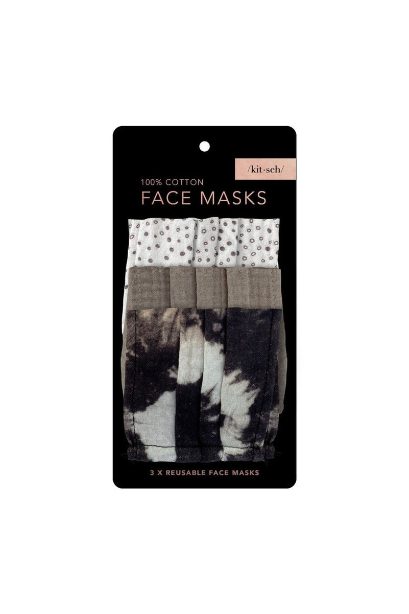 Kitsch Face Mask-Neutral - BluePeppermint Boutique