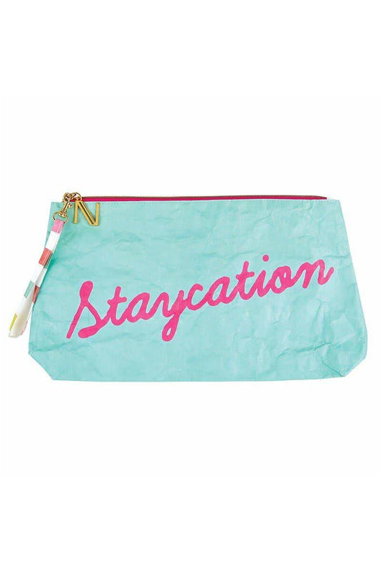 Staycation Tyvek Travel Bag - BluePeppermint Boutique